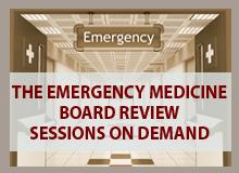 Ohio ACEP | Emergency Medicine Written Board Review Courses