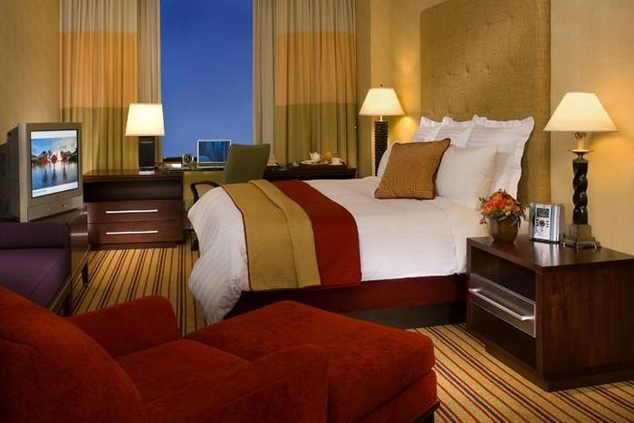 Renaissance Hotel Room