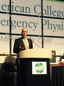 Dr. Steve Stack AMA President at Council 2015