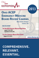 2013 Board Review Course Brochure