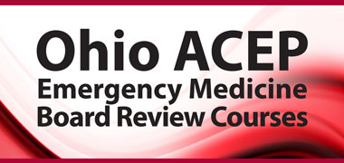 Emergency Medicine Board Review Online Course Options